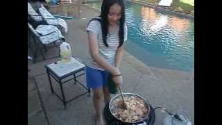 Dawn Frying The Rice
