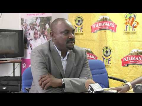 TANZANIA FOOTBALL FEDERATION PRESS CONFERENCE