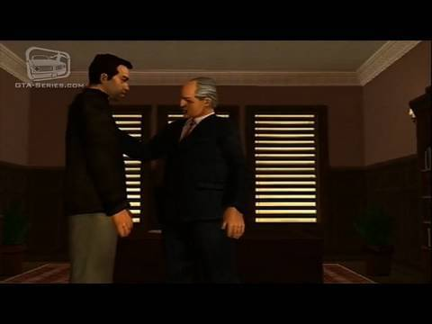 GTA Liberty City Stories - Ending / Final Mission - The Sicilian Gambit