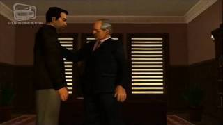 GTA Liberty City Stories - Ending / Final Mission - The Sicilian Gambit
