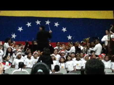 Concierto de Navidad 2016 Núcleo Armando Reverón