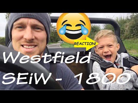 Westfield SEiW 1800 Zetec - YouTube