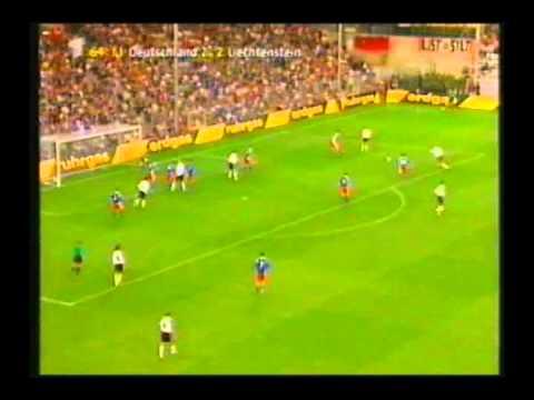 2000 June 7 Germany 8 Liechtenstein 2 Friendly
