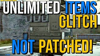 Fallout 76 Unlimited Items in Container Glitch Still Works After Patch! June 30th, 2020