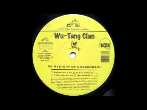 Wu-Tang Clan - Da Mystery Of Chessboxin' (Instrumental)