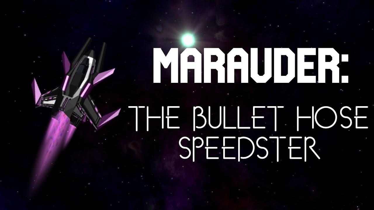 Marauder: The Bullet Hose Speedster [Season 1]
