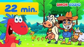 Pan MacDonald farmę miał i inne Dziecięce Przeboje Smoka Edzia | ZESTAW piosenek dla dzieci