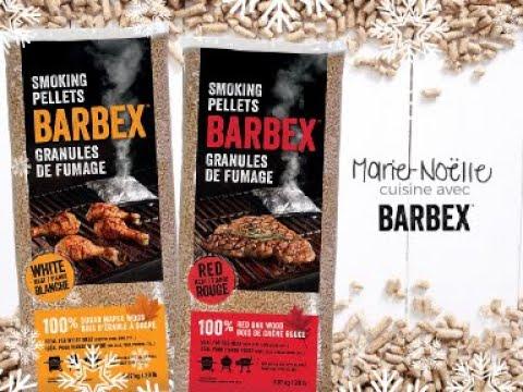 BARBEX granules de fumage pour les amateurs de BBQ 4 saisons