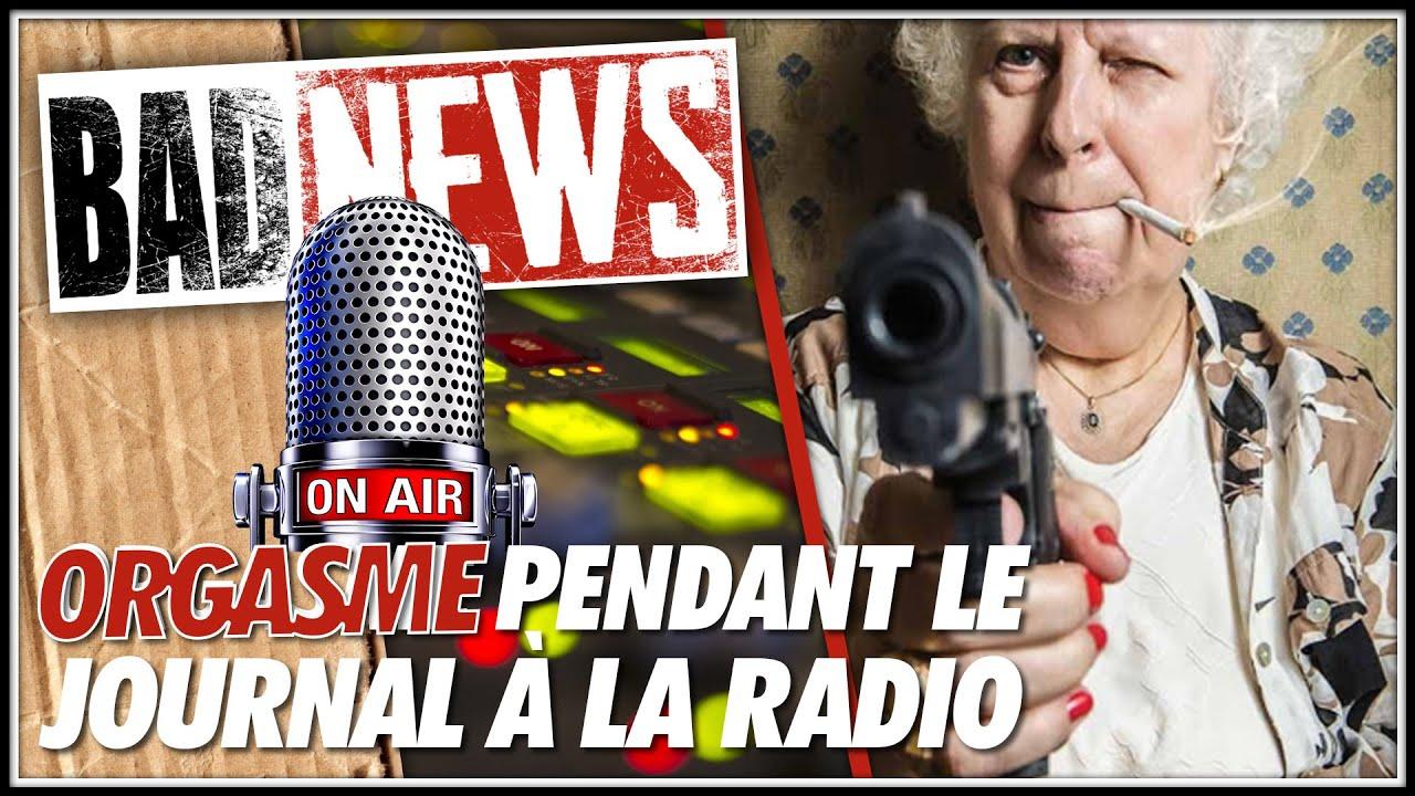 Download BADNEWS #133 - Orgasme pendant le journal à la radio