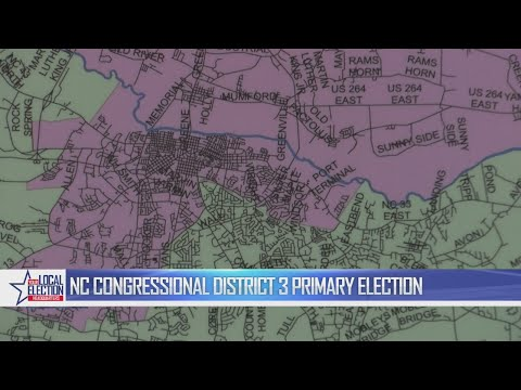 N.C. Congressional District 3 primary election