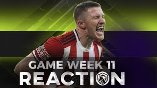 Fpl   Gameweek 11 Reaction   The Elite Fpl Call In #fpl #fantasypl #fantasyfootball