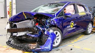 Ford Fiesta 2017 Crash Test Ratings