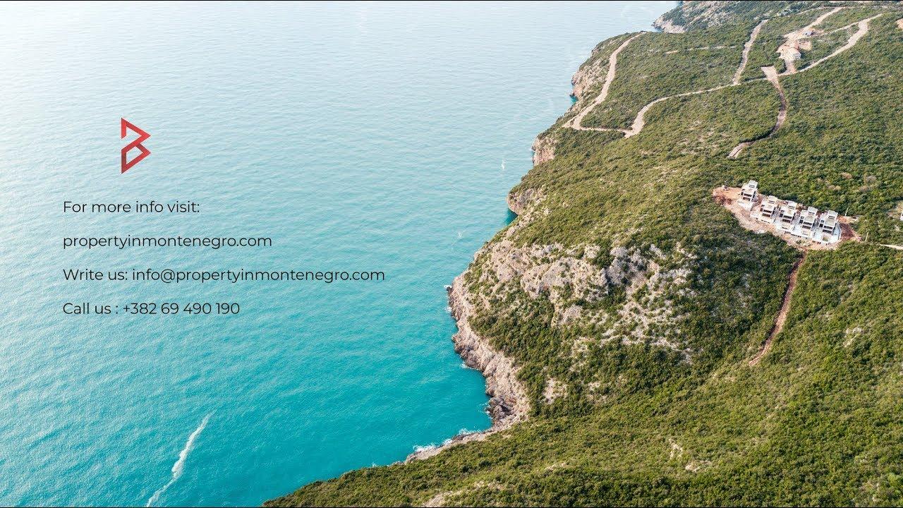 5 Luxury Villas for Sale Wild Beauty Montenegro - Property in