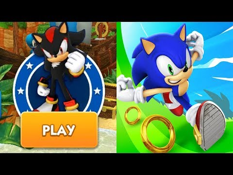 Sonic Dash - SHADOW Android Gameplay Ep 33