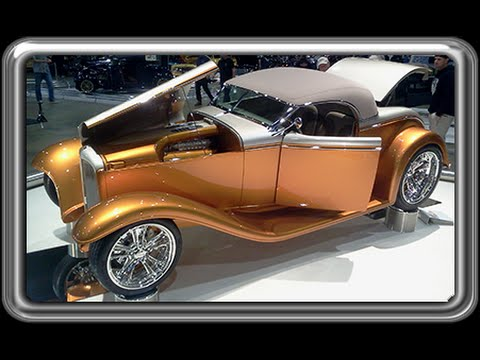 Grand National Roadster Show (2016) GNRS