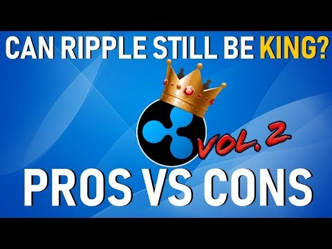 XRP Creating MEGA Wealth 2019 | Set To Replace BTC | Pros & Cons