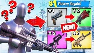NEW Random *BOT SPAWNER* Gun Game Gamemode In Fortnite Battle Royale