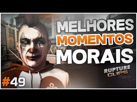 #49 MORAIS: TWITCH MELHORES MOMENTOS