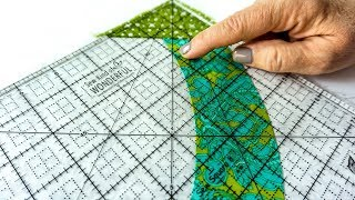 SEW SQUARE 8 RULER video