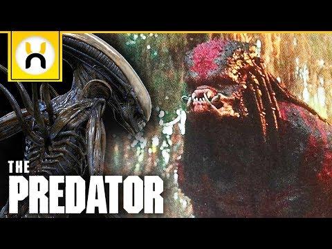 Upgrade Predator Has Xenomorph DNA Theory Explained | The Predator (2018)