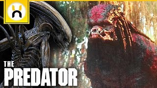 Upgrade Predator Has Xenomorph DNA Theory Explained | The Predator (2018)