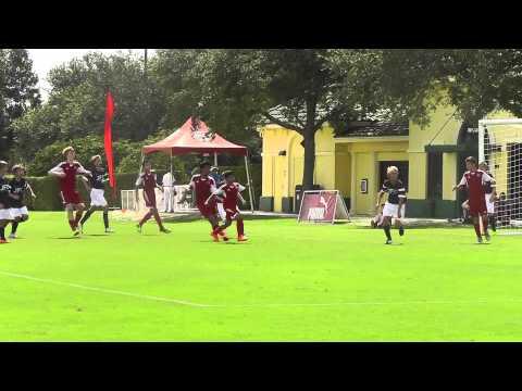 FC America 4 - 1 JVC