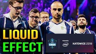 LIQUID VS EFFECT - ESL One Katowice 2018