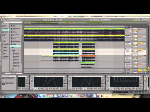 How to remove vocals from a track in Ableton