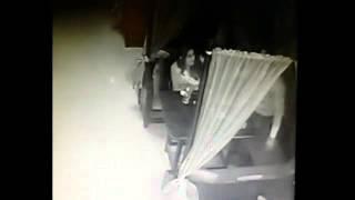 सीसीटीवी में कैद हो गई लड़की के मर्डर की वारदात