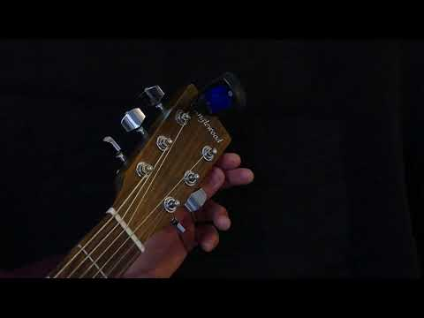 How To Tune Your Guitar ! - Key To Music