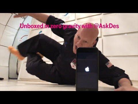 Zero Gravity T-Mobile iPhone 7 Unboxing!