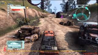 Defiance PS3 F2P Gameplay