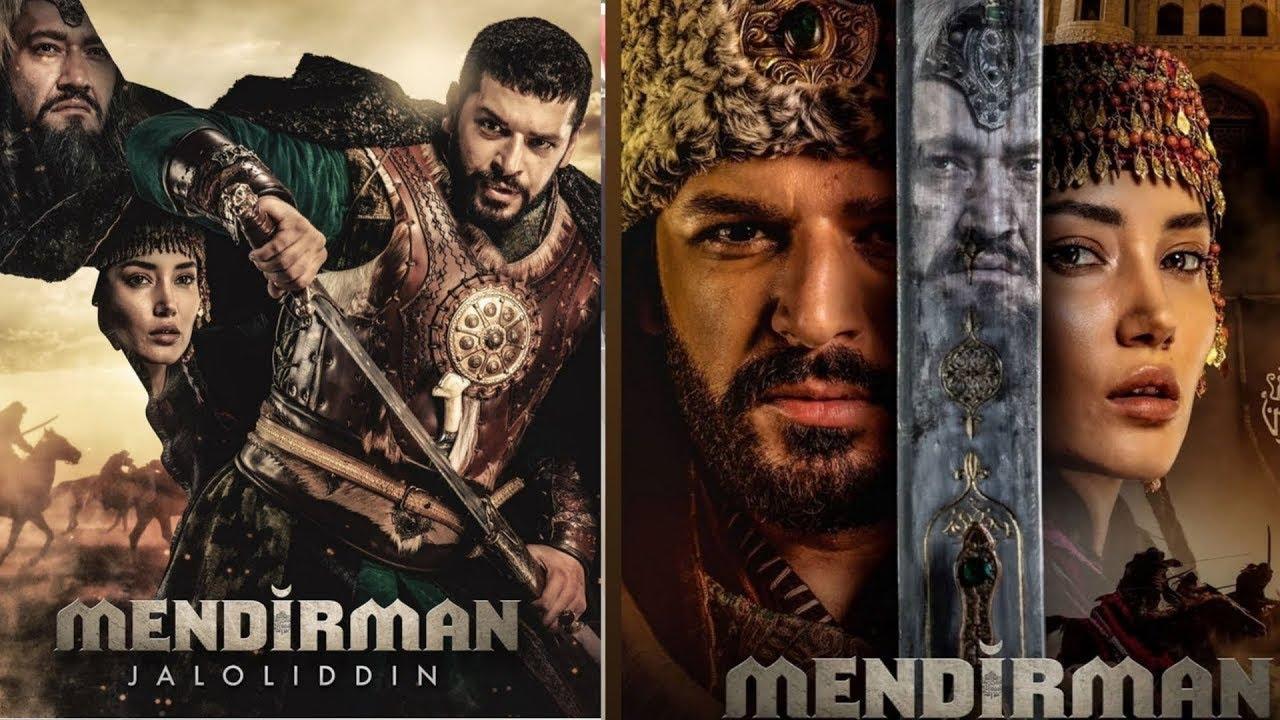 Mendirman Jaloliddin 1-qism. Мендирман Жалолиддин 1-кисм - YouTube