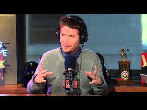 Kevin Connolly on the Dan Patrick  102113