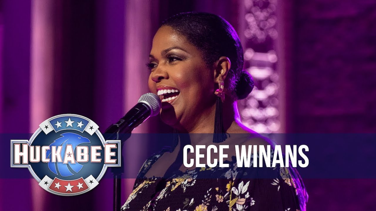 "CeCe Winans Performs ""Never Have To Be Alone"""