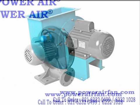 kipas angin industri by Power Air-ahlinya kipas angin.wmv