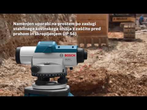 Оптичен нивелир BOSCH GOL 26 G Professional #qgctMIDgD48