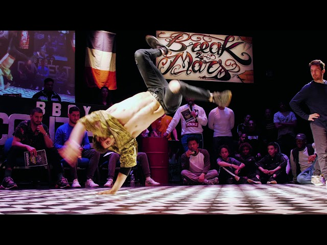 Bboy Contest International 2019 x Breaking For Gold WDSF