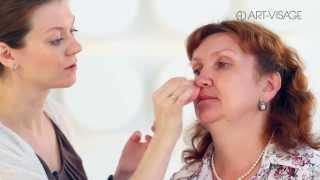 Мастер-класс от Art-Visage: дневной макияж для женщин элегантного возраста