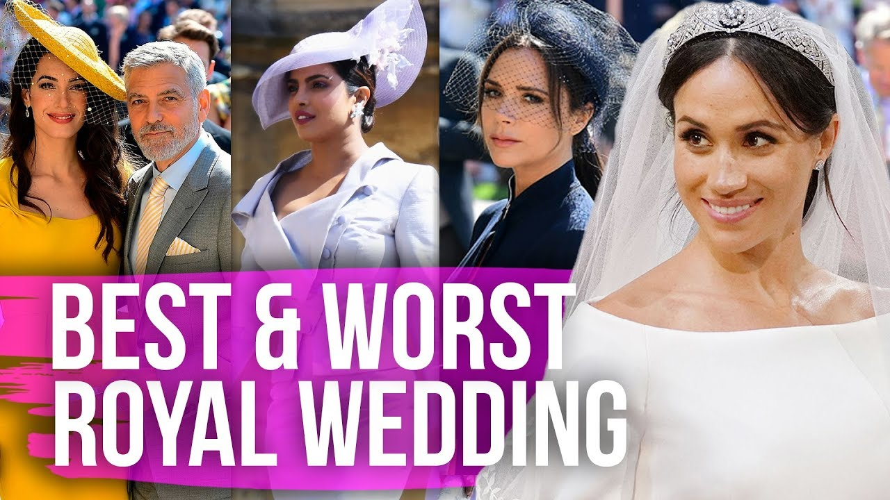 b64648f1a720 Best   Worst Dressed Celebs at the Royal Wedding (Dirty Laundry ...