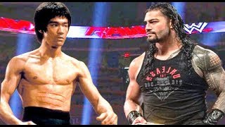 Download Roman Reigns vs Bruce Lee Iron Man Match Mp3 and Videos
