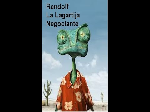 Randolf La lagartija Negociante - Version Cubana