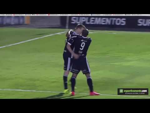 Ponte Preta 5x0 Figueirense - Gols e Melhores Momentos (27.07.2016) - Copa do Brasil