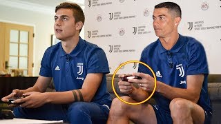 Gambar cover Famous Footballer Playing FIFA ft. Ronaldo, Messi, Pogba |HD
