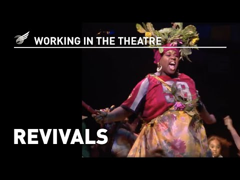 Working in the Theatre: Revivals