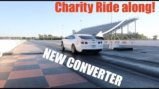 Cowmaro tests its NEW CONVERTER!!! plus RIDE ALONG!!