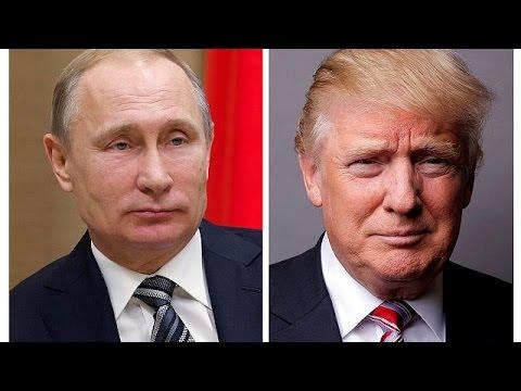 Путин и Трамп не исключили, что лично встретятся в июле
