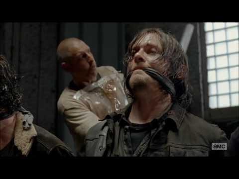 The Walking Dead Scene Terminus 1080p