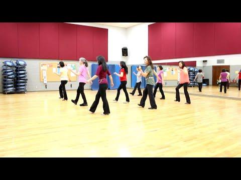 Get It Right - Line Dance (Dance & Teach in English & 中文)
