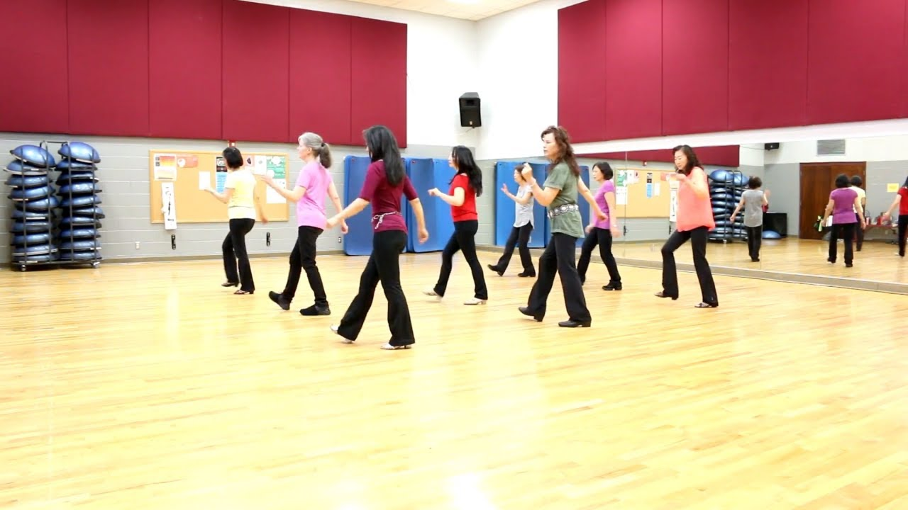 Get It Right - Line Dance (Dance & Teach in English & 中文)